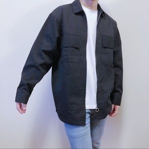 Other - Light oversized black Jacket